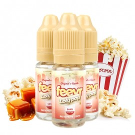 E-Liquide Loly Pop Feevr  3*10 ml