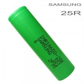 accu 18650 2500mAh - Samsung